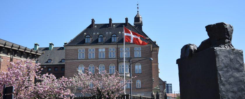 Moja glasbena izmenjava na kraljevi Akademiji na Danskem