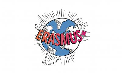 DOGODEK GREMO NA ERASMUS! PRESTAVLJEN