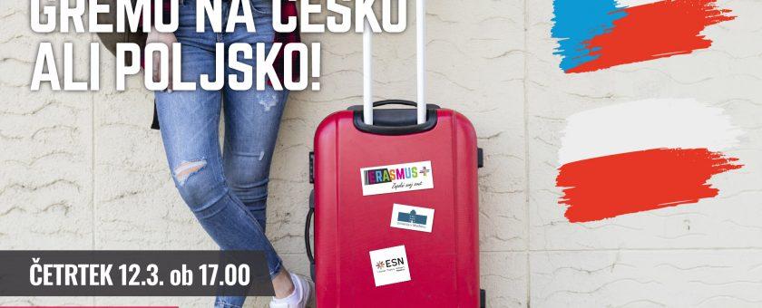 ODPRAVI SE NA ČEŠKO ALI POLJSKO!