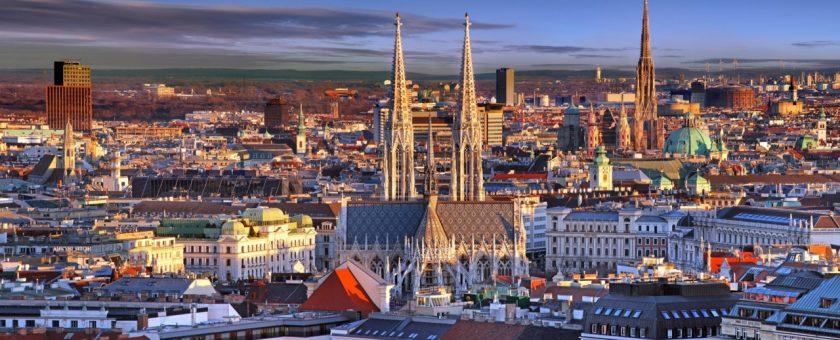 Erasmus+ študijska praksa na Veleposlaništvu RS na Dunaju